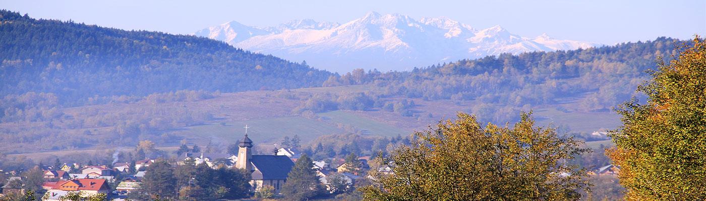wypoczynek w górach Tylicz